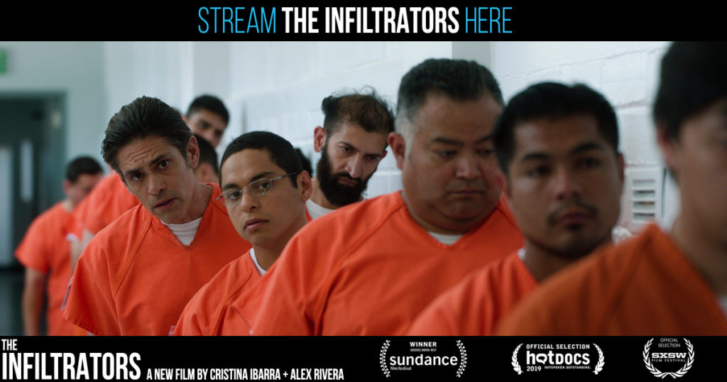Stream The Infiltrators here